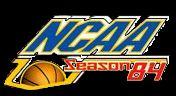 NCAA Season 84 logo