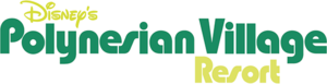 Polynesian Village Logo