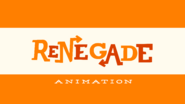 Renegade animation logo 4k
