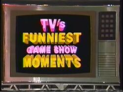 TV's Funniest Game Show Moment Alt