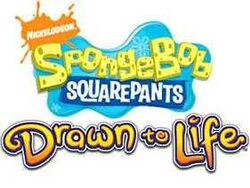 Drawn to life spongebob squarepants ds 01
