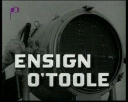 EnsignOToole title