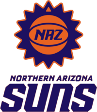 Northern Arizona Suns logo