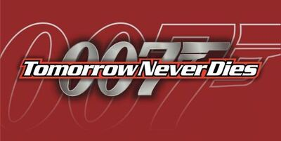 Tomorrow Never Dies Logo