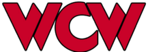 WCW Red Logo