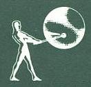 Rank organisation green logo