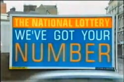 The National Lottery We've Got Your Number