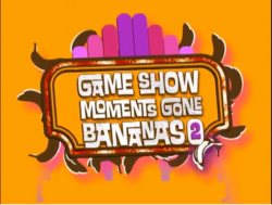 Game Show Moments Gone Bananas 2
