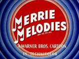 Merrie Melodies 1946