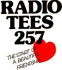 Tees, Radio 1975