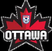 Ottawa NASL logo (pre-launch)