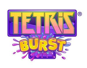 Tetris Burst Logo