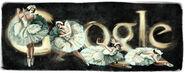 Google Anna Pavlova's 131st Birthday