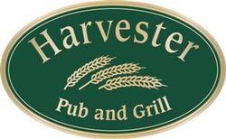 Harvester Logo GOLD Custom1
