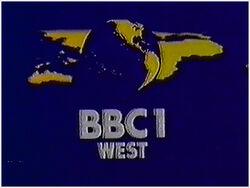 BBC 1 1974 West