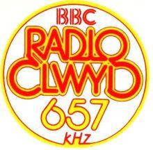 BBC RADIO CLWYD (1981)
