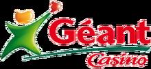 Géant Casino logo