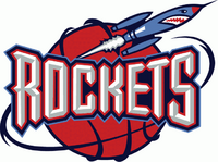 Houston Rockets 1995 Logo