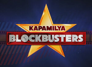 Kapamilya Blockbusters logo