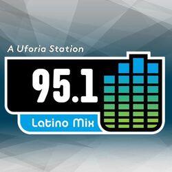 KGSX 95.1 Latino Mix
