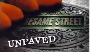 Sesame Street Unpaved logo