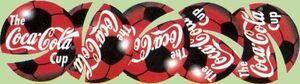 Coca Cola Balls - green