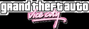 Grand Theft Auto - Vice City (Horizontal)