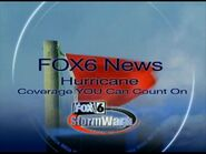 WBRC's FOX6 Weather Hurricane video promo from 2004