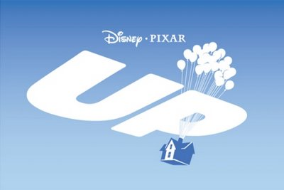 Pixar up movie logo