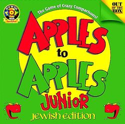 Apples to Apples Junior logo