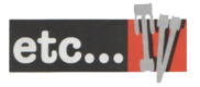 Etc TV Logo 1996-1997
