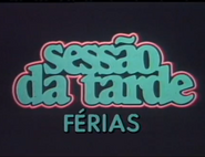 Sessão da Tarde Férias anos 70