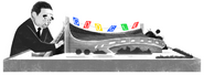 Google Kenzo Tange's 100th Birthday