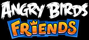 Angry birds friend logo