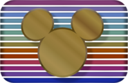 Colored The Disney Channel Logo