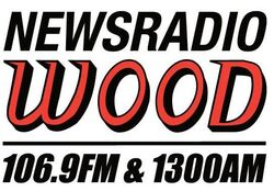 Newsradio 106.9 and 1300 WOOD