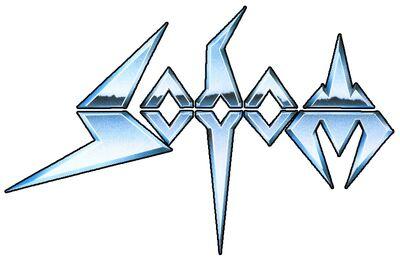 Sodom band logo