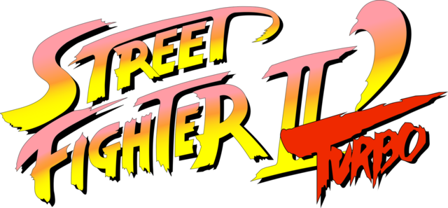 File:Street Fighter II Turbo logo.png