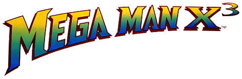 File:Mega Man X3 logo.png