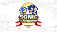 SonicGenerations PCTitleScreen