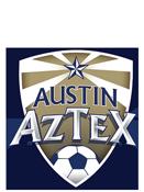 Austin Aztex logo (introduced 2014)