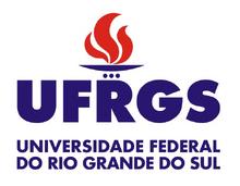 Logo UFRGS promocional