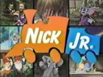 Nick Jr Magazine OLd Logo