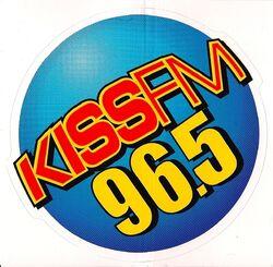 KKXX 96.5 KISS FM