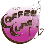 Your coffee cups logo