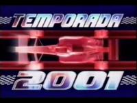 Fórmula 1 na Globo Season of Years Promos Temporada 2001