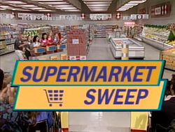 Supermarket Sweep 3rd Logo