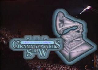 Grammys 25th