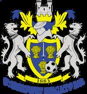 Stockport County FC logo (2010-2011)