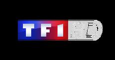 TF1 HD ON SCREEN LOGO - 00